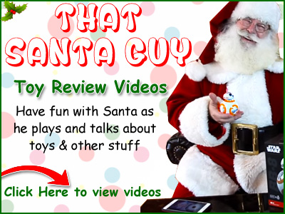 That Santa Guy - Toy Reviews Video